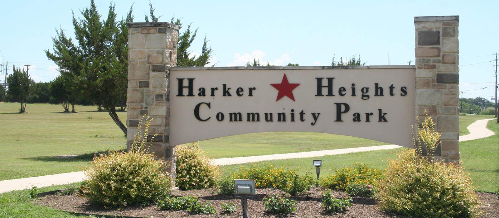 Harker Heights Community Park