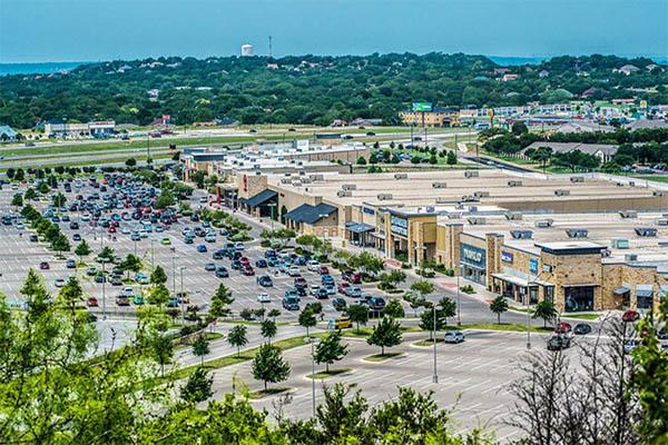 Market Heights Shopping Center